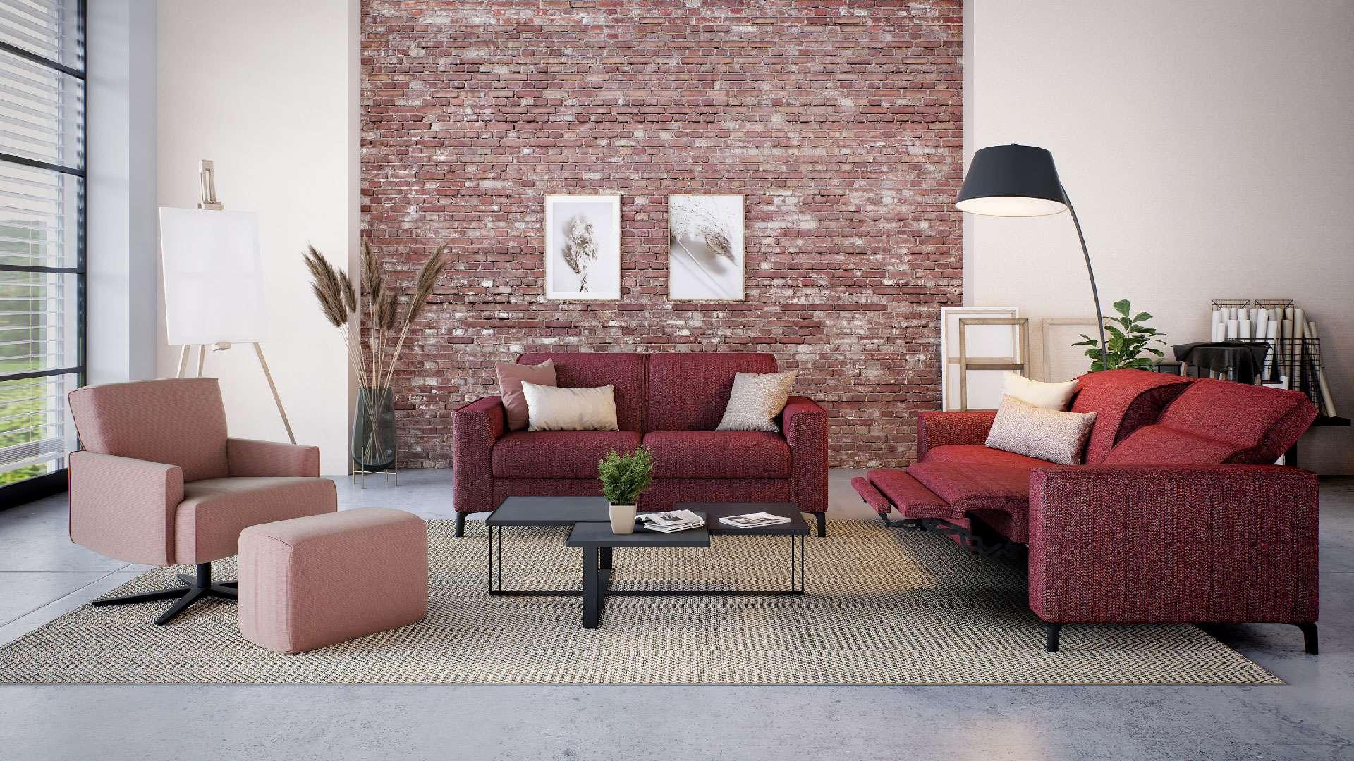 Canapés et fauteuils sur-mesure à Pontarlier - qui vous apporte tout le confort que vous recherchez