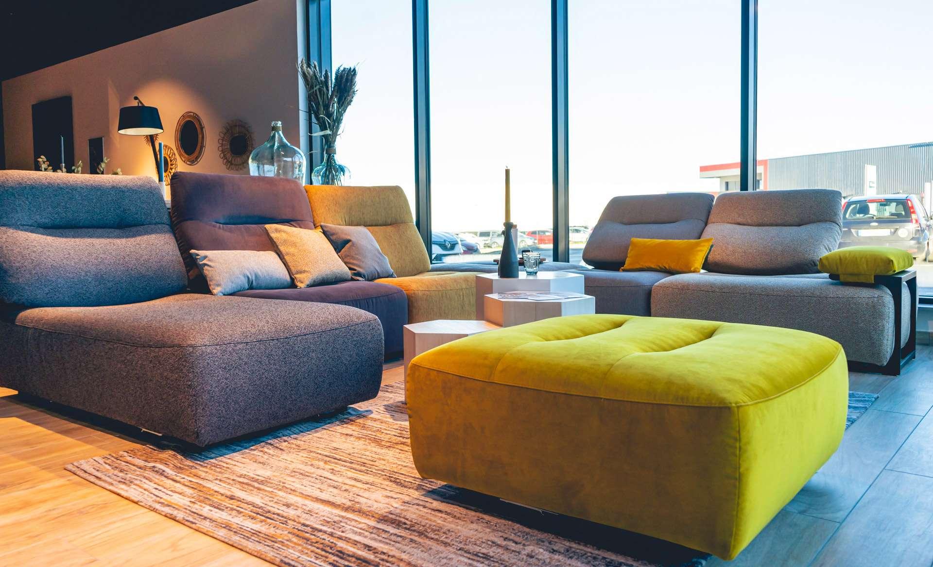 Canapés et fauteuils sur-mesure à Pontarlier - Qui correspond à votre famille